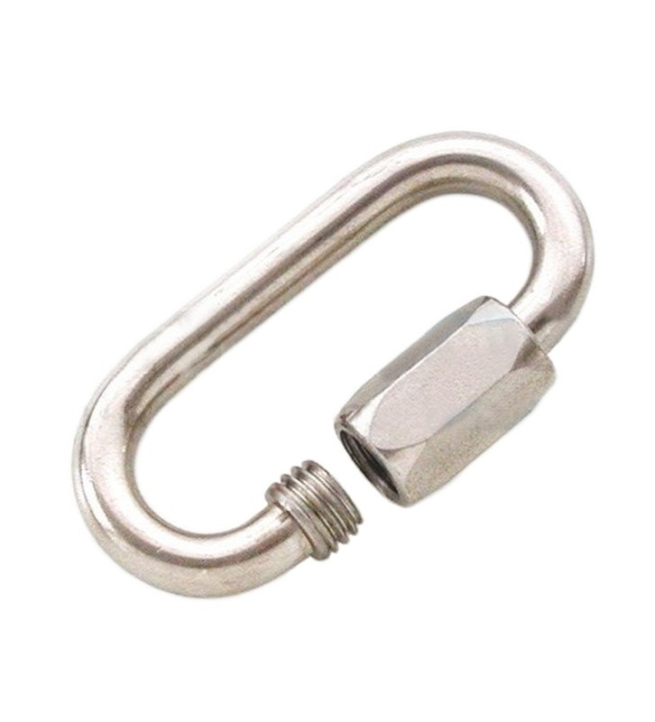 Quick link RVS 8 mm