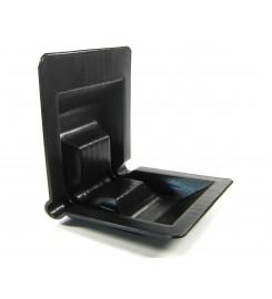 Hoekbeschermer zwart 145 x 190