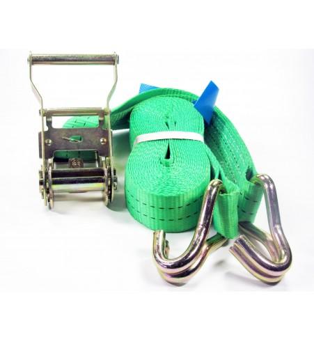 Complete spanband 2000 kg groen