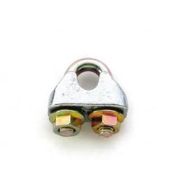 Gecertificeerde staaldraadklem 6 mm