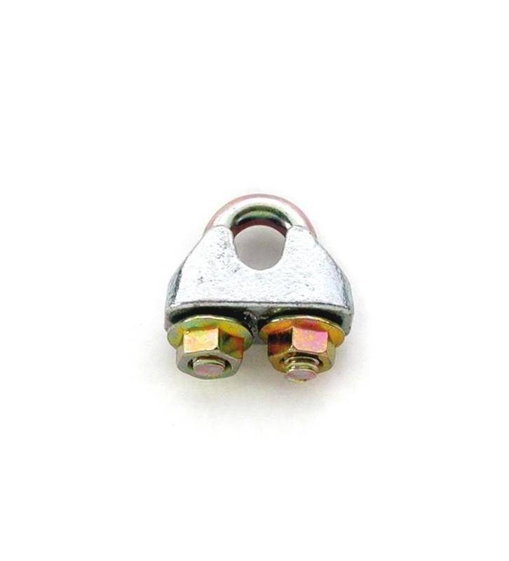 Gecertificeerde staaldraadklem 5 mm