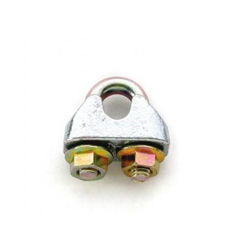 Gecertificeerde staaldraadklem 30 mm