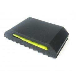 Spanbandbeschermer rubber