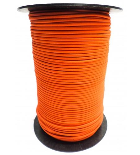 Shockcord oranje 3 mm per 10 meter