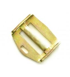 Gesp 45 mm geelverzinkt