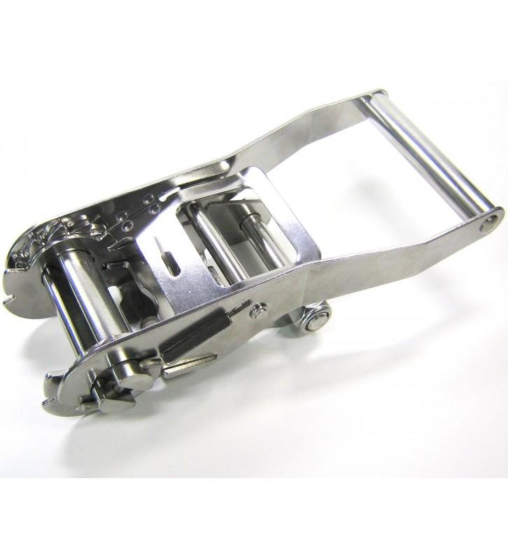 Spanratel RVS 50 mm brede handgreep