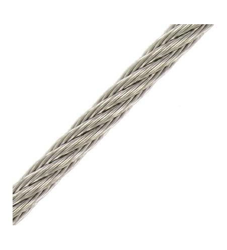 Rvs 316 staaldraad 3 mm per 25 meter