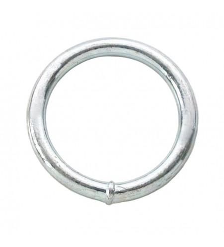 Ronde ring verzinkt 40 x 6 mm