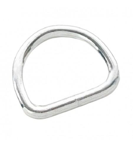 D-ring 35 mm verzinkt