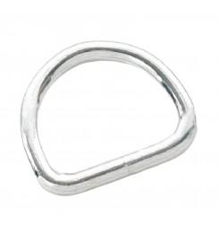 D-ring 50 mm verzinkt
