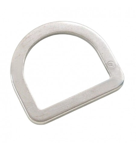 D-ring 45 / 40 mm RVS 304