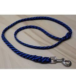 Hondenriem PPM Blauw-Zwart