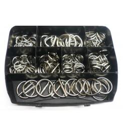 Assortimentsbox Vernikkelde Ringen